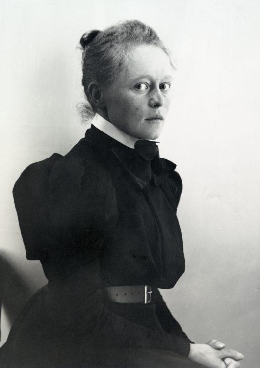 Helene Schjerfbeck - AWARE