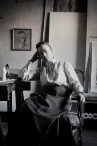 Hilma af Klint — AWARE Women artists / Femmes artistes