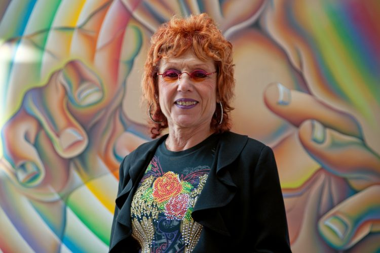 Judy Chicago - AWARE
