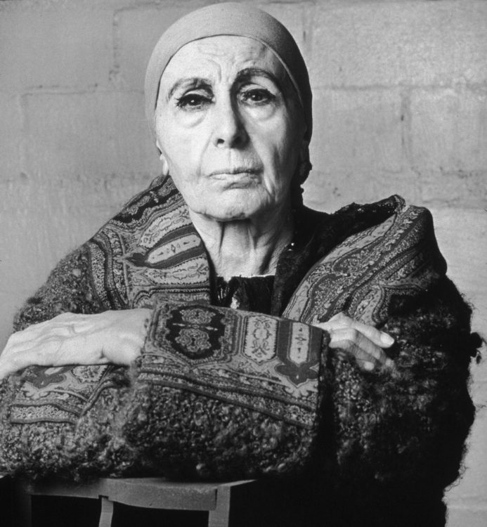 Louise Nevelson - AWARE