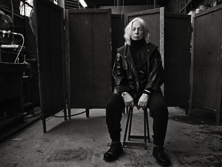 Lynda Benglis - AWARE