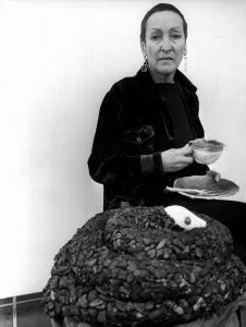 Meret Oppenheim — AWARE Women artists / Femmes artistes