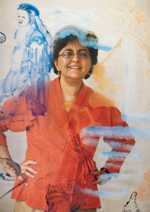Nalini Malani — AWARE Women artists / Femmes artistes