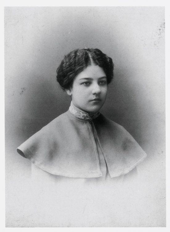 Olga Vladimirovna Rozanova - AWARE