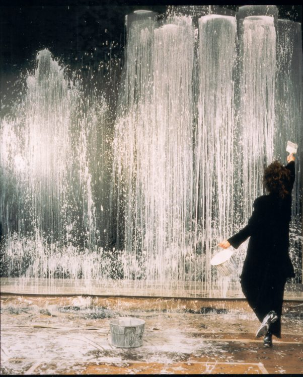 Pat Steir - AWARE