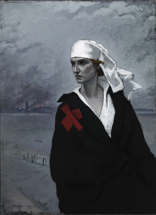 Romaine Brooks — AWARE Women artists / Femmes artistes