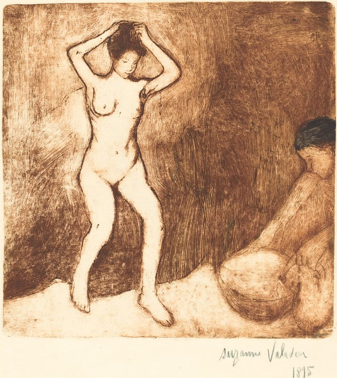 Suzanne Valadon — AWARE Women artists / Femmes artistes