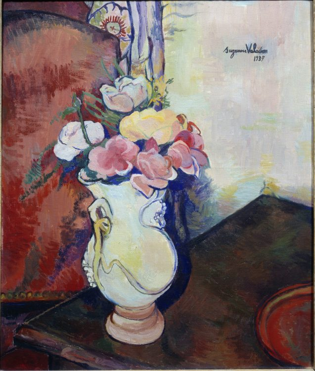 Suzanne Valadon — AWARE Women artists / Femmes artistes