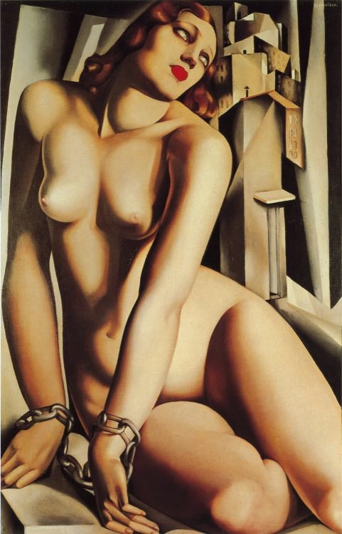 Tamara de Lempicka — AWARE Women artists / Femmes artistes