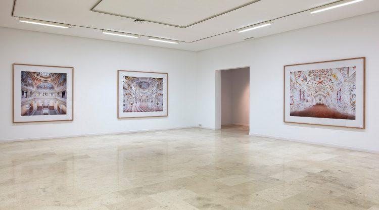 Candida Höfer — AWARE Women artists / Femmes artistes