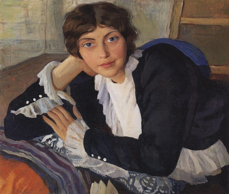 Zinaida Serebriakova — AWARE Women artists / Femmes artistes