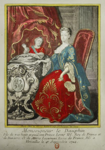"""Women of """"ambitious character"""", with no """"real desire to compromise"""": two wives of the Bonnart dynasty, publishers and print-sellers in Paris during the Ancien Régime - AWARE Artistes femmes / women artists"""