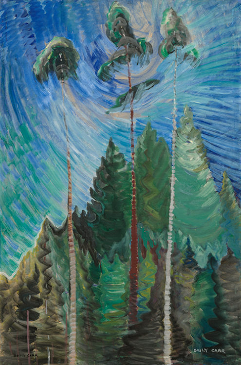 Emily Carr: Into the Forest - AWARE