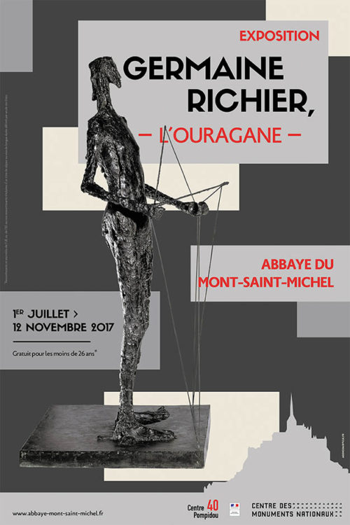 Germaine Richier, L'ouragane - AWARE