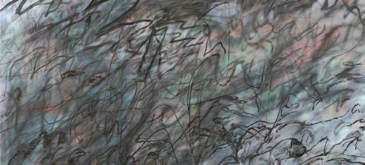 Julie Mehretu : A Universal History of Everything and Nothing - AWARE