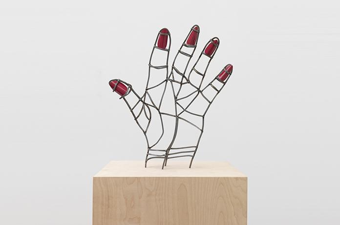 Teresa Burga: Mano Mal Dibujada - AWARE