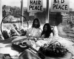 Yoko Ono, B[eatles W]itch? - AWARE Artistes femmes / women artists