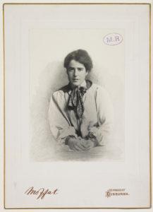 """Ottilie Maclaren (1875–1947), Rodin's """"daughter""""? - AWARE Artistes femmes / women artists"""