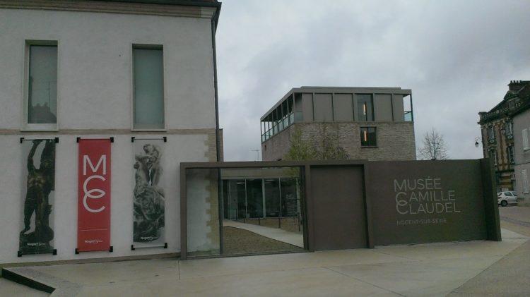 Ouverture du musée Camille Claudel de Nogent-sur-Seine - AWARE