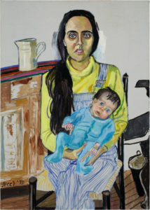 « Alice Neel, peintre de la vie moderne » à Arles - AWARE Artistes femmes / women artists