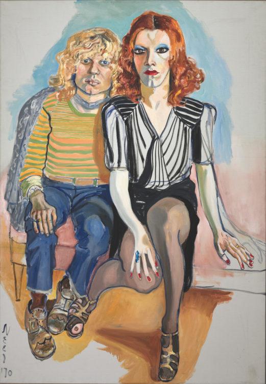 « Alice Neel, peintre de la vie moderne » à Arles - AWARE