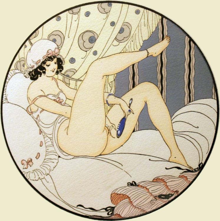Gerda Wegener — AWARE Women artists / Femmes artistes