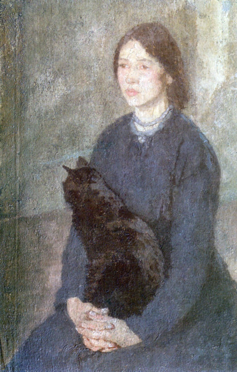Gwen John — AWARE Women artists / Femmes artistes