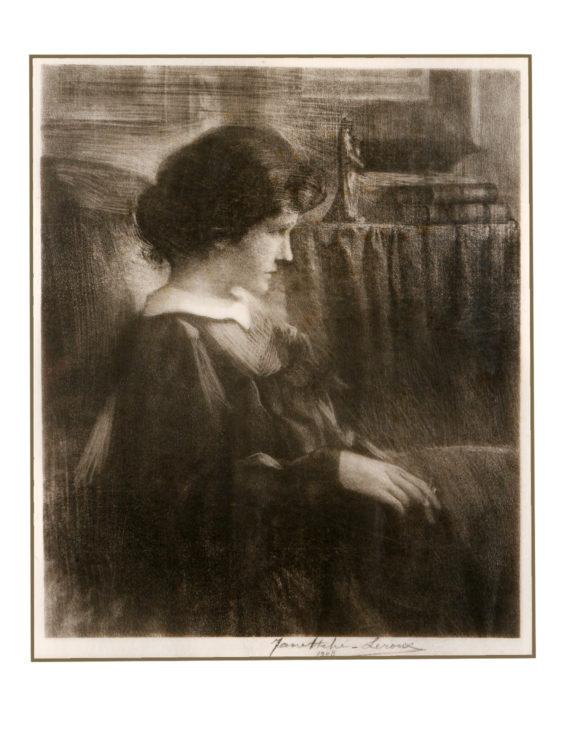 Jane Atché (dite Jal) — AWARE Women artists / Femmes artistes