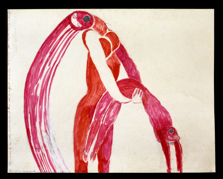 Louise Bourgeois — AWARE Women artists / Femmes artistes