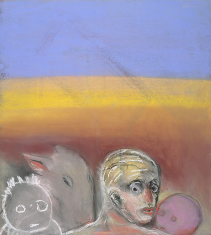 Miriam Cahn — AWARE Women artists / Femmes artistes
