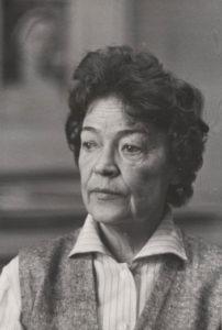 Aino Bach — AWARE Women artists / Femmes artistes