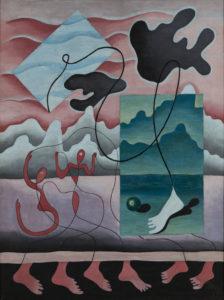 Rita Kernn-Larsen, une surréaliste danoise chez Peggy Guggenheim - AWARE Artistes femmes / women artists
