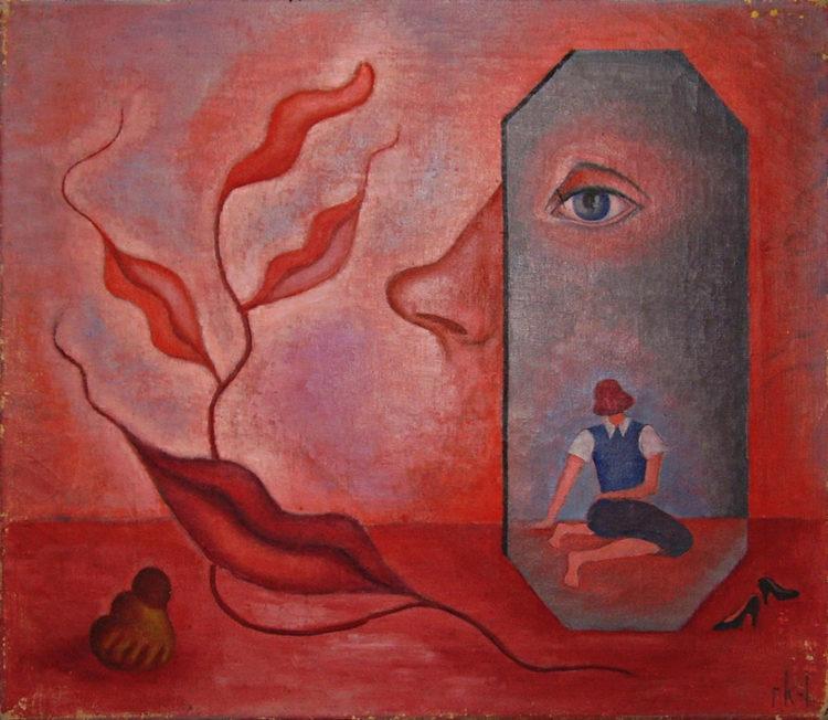 Rita Kernn-Larsen, une surréaliste danoise chez Peggy Guggenheim - AWARE