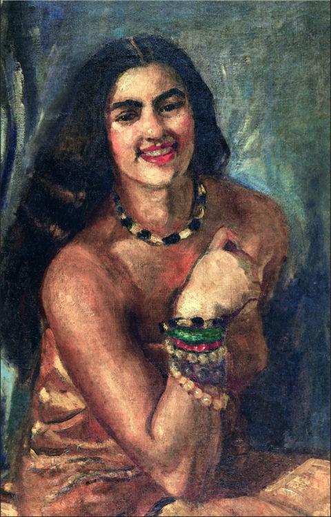 Amrita Sher-Gil — AWARE Women artists / Femmes artistes