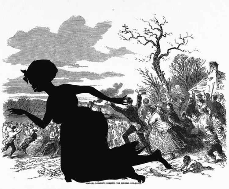 Kara Walker: Harper's Pictorial History of the Civil War - AWARE