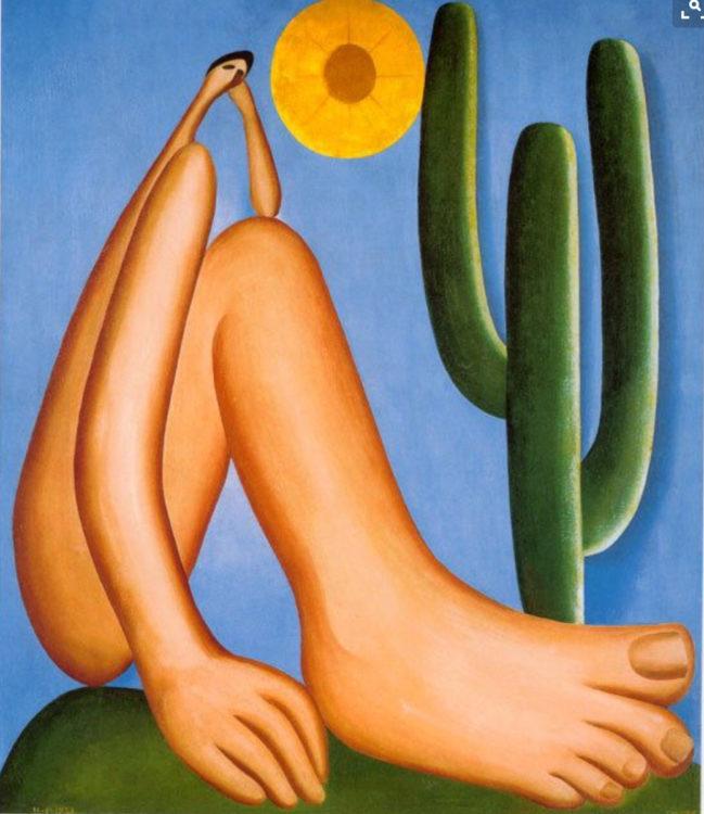 Tarsila do Amaral: Inventing Modern Art in Brazil - AWARE