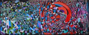 """""""Fahrelnissa Zeid"""", the honey of life, at Tate Modern - AWARE Artistes femmes / women artists"""