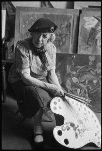 Frances Hodgkins — AWARE