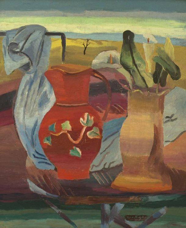 Frances Hodgkins — AWARE Women artists / Femmes artistes