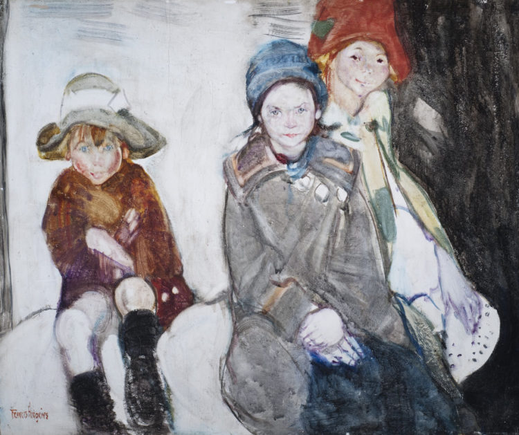 Frances Hodgkins — AWARE Women artists / Femmes artistes