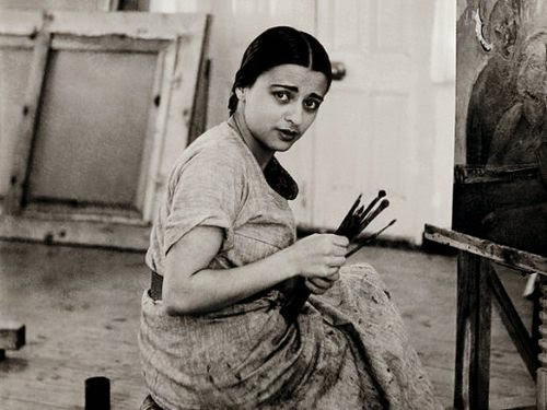 Amrita Sher-Gil - AWARE