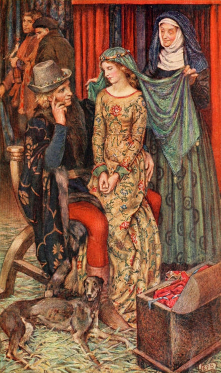 Eleanor Fortescue-Brickdale — AWARE Women artists / Femmes artistes