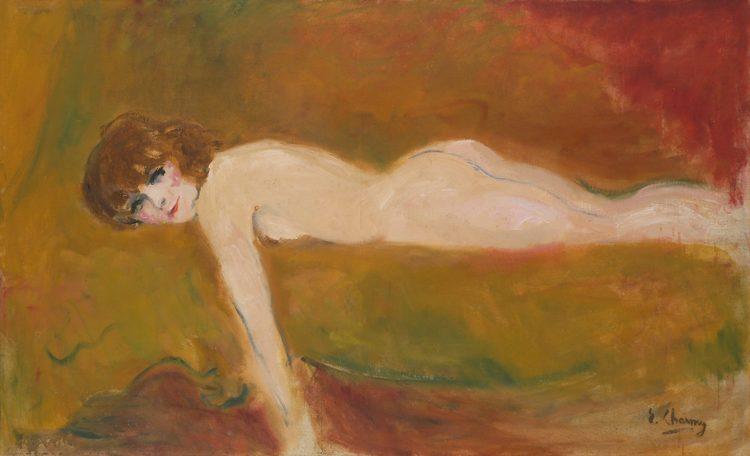 Émilie Charmy — AWARE Women artists / Femmes artistes