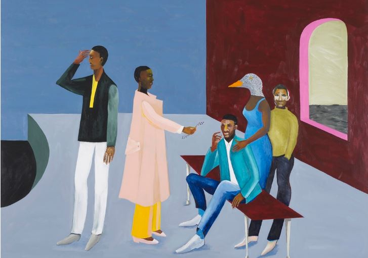Lubaina Himid The Truth is Never Watertight - AWARE
