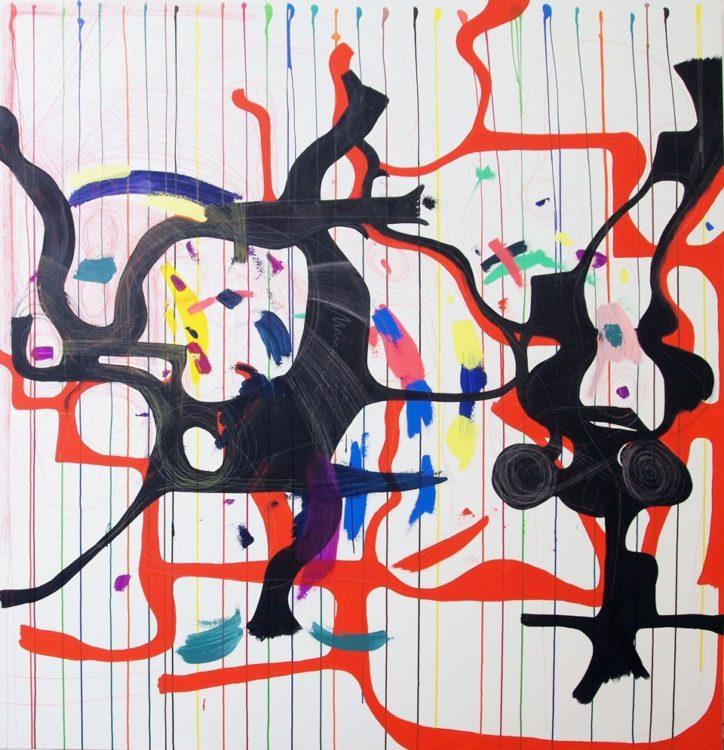 Joanne Greenbaum — AWARE Women artists / Femmes artistes