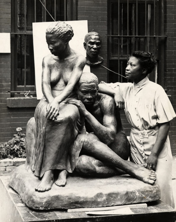Augusta Savage — AWARE Women artists / Femmes artistes