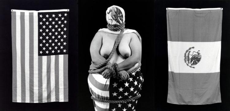Laura  Aguilar — AWARE Women artists / Femmes artistes