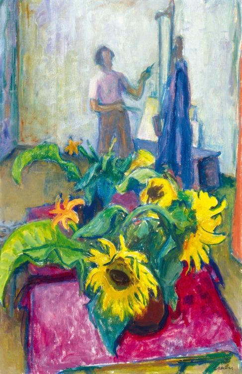 Margit Gráber — AWARE Women artists / Femmes artistes