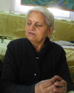 Shashikala Tiwari — AWARE Women artists / Femmes artistes