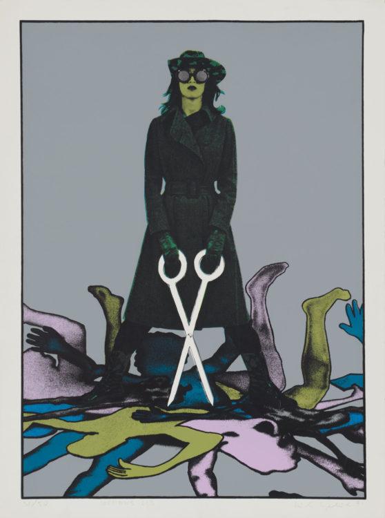 Kiki Kogelnik — AWARE Women artists / Femmes artistes